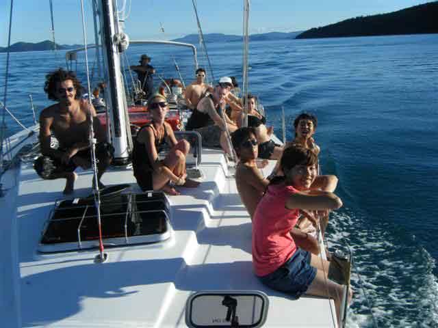 Calm-Waters-around-the-Whitsunday-Islands-Australia